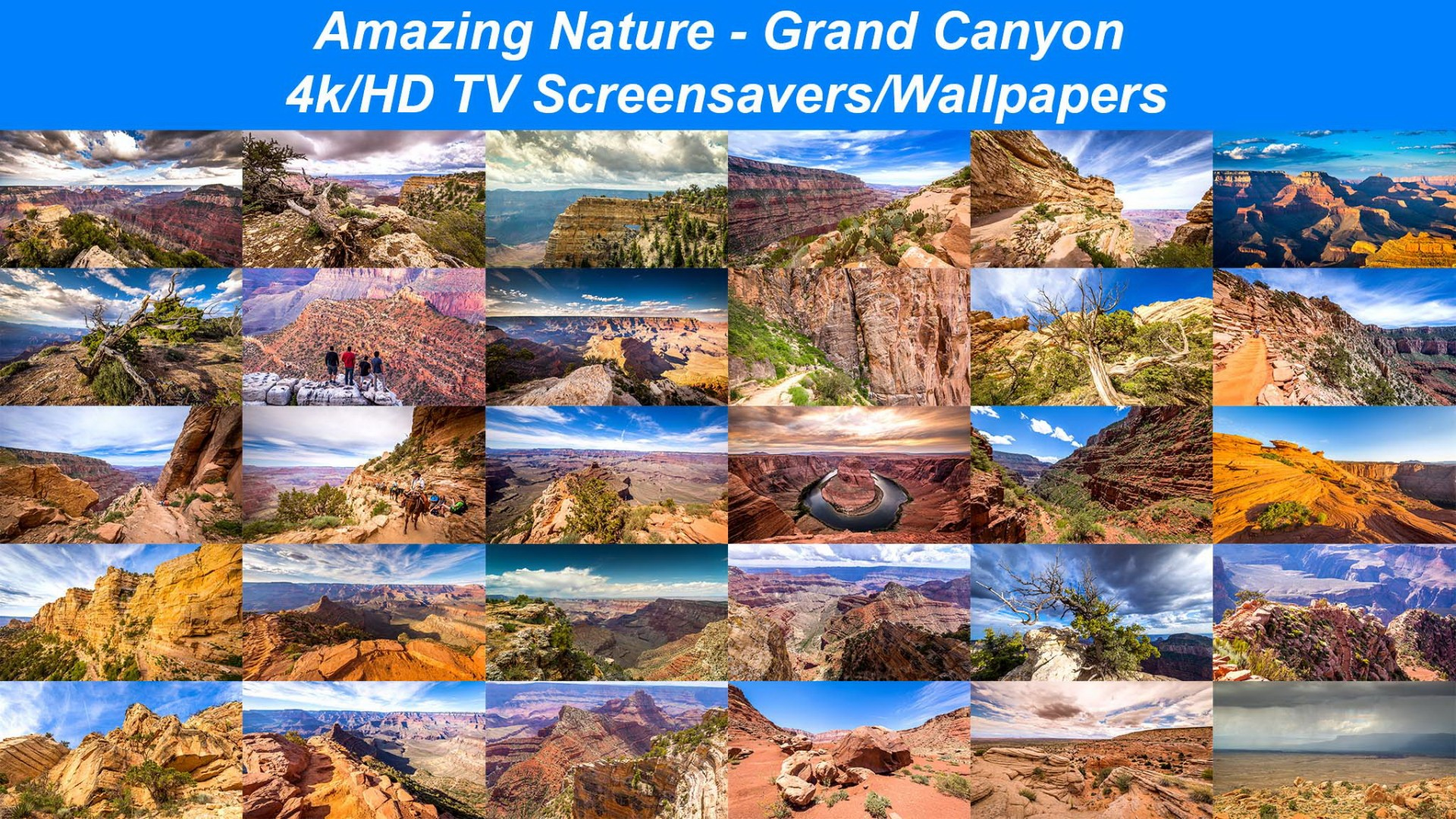 Amazing Nature – Grand Canyon