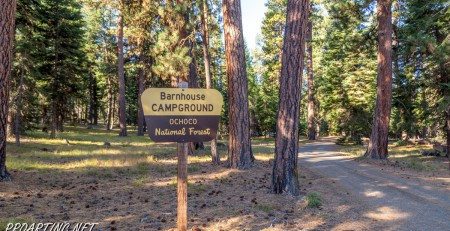 Barnhouse Campground 4