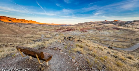 Painted Hills Overlook Trail 14