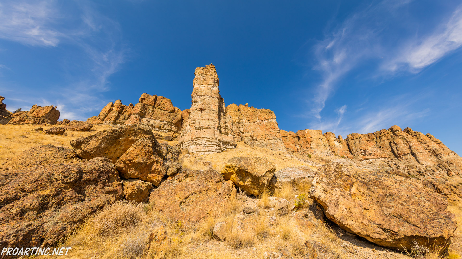 John Day Fossil Beds National Monument 1