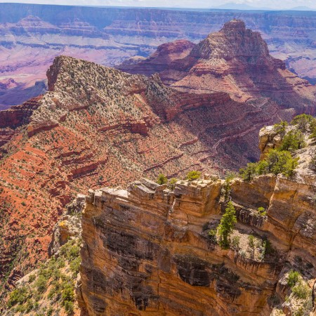 Cape Royal Trail, North Rim, Grand Canyon National Park
