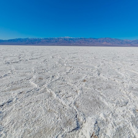 Badwater Salt Flat, Death Valley National Park