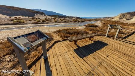 Salt Creek Interpretive Trail 4il-4