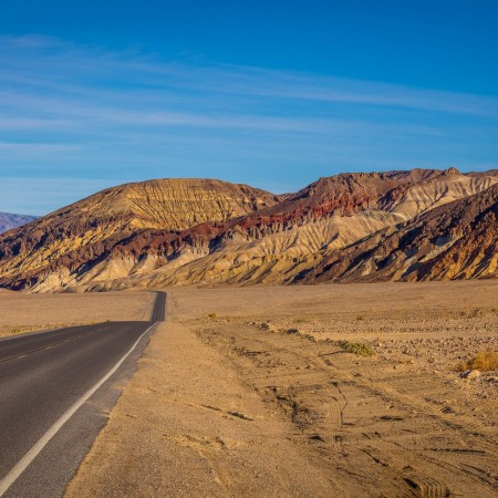 Badwater Road, Death Valley National Park
