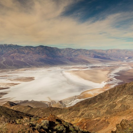 Dante's View, Death Valley National Park