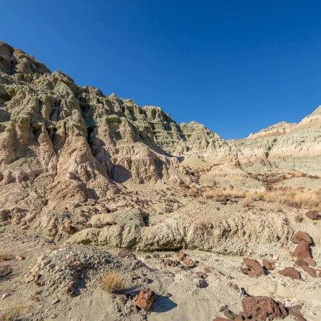 Island in Time Trail, Sheep Rock Units, John Day Fossil Beds National Monument, Oregon