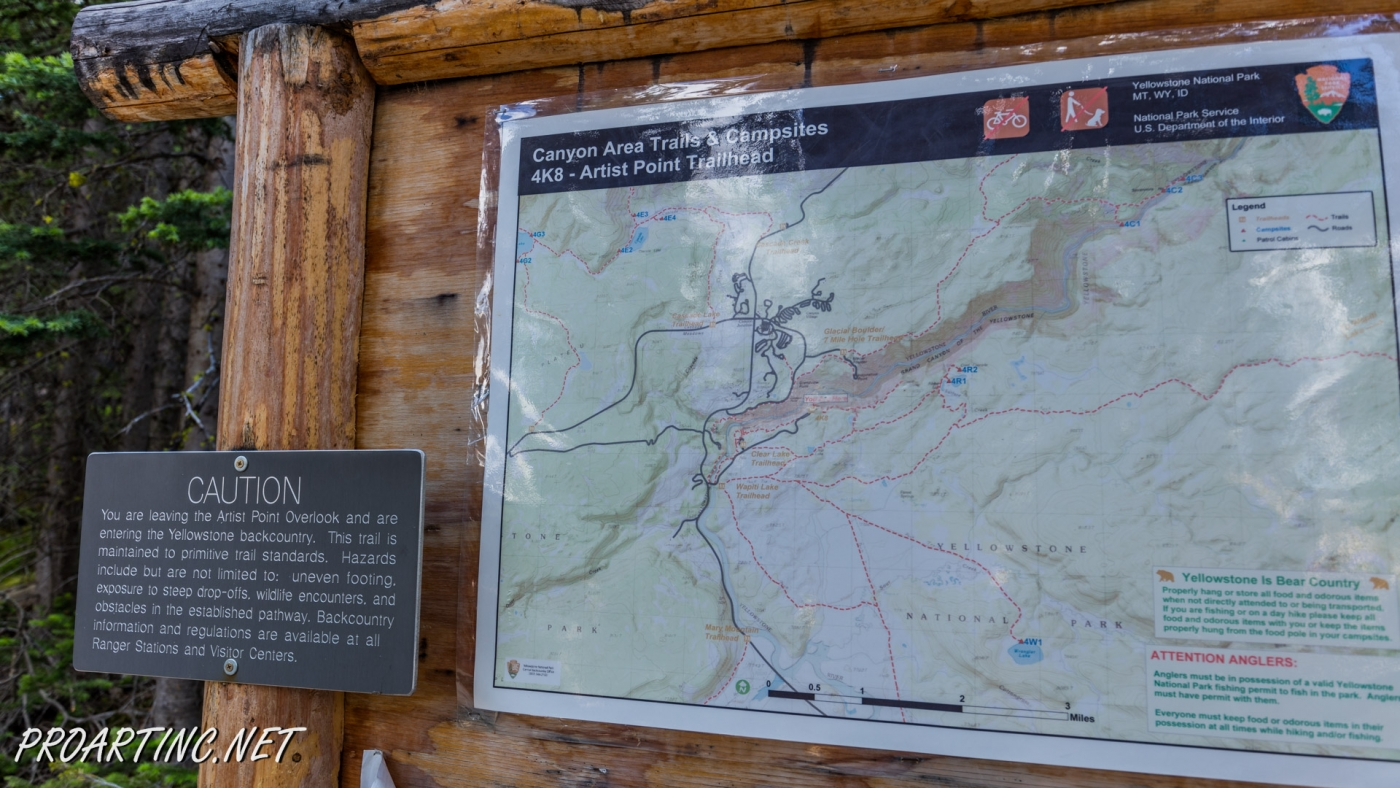 Yellowstone Maps NPMapscom Just Free Maps Period History Of The - Us national parks wall map