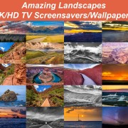 Amazing Landscapes in 4k/HD