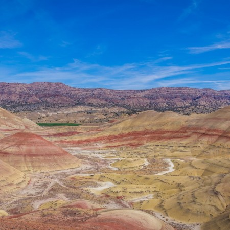 Carroll Rim Trail, John Day Fossil Beds National Monument, Oregon