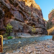 4K TV Screensavers - Zion National Park. Episode 2