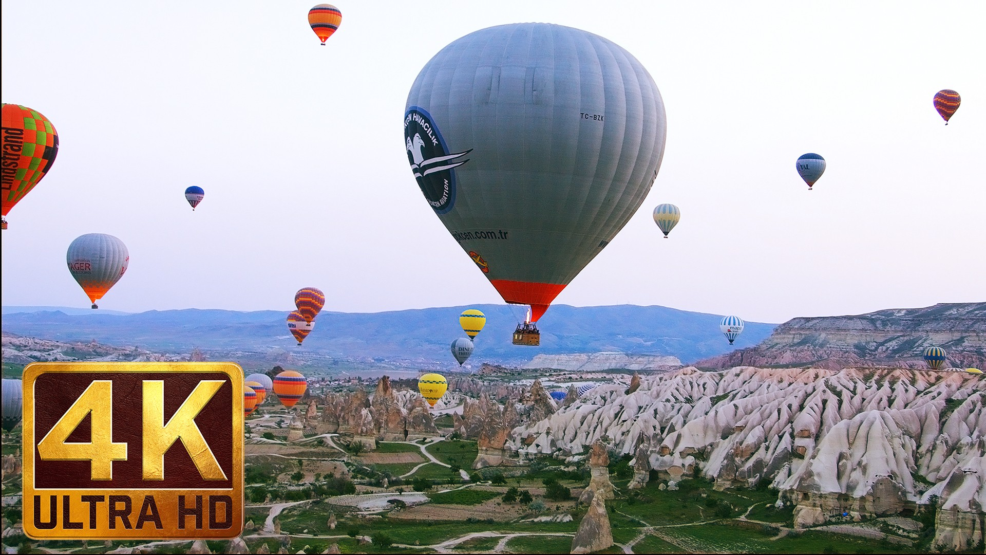 Incredible Turkey. Episode 1