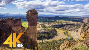 Smith Rock State Park in Oregon