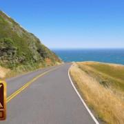 BIKE RIDE Coleman Valley Road Scenic Drive California