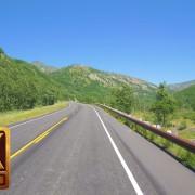 Spirit Lake HWY Scenic Drive, Goldwater Lake, Mt St Helens