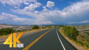 American Road in Utah