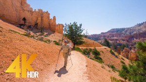 BRYCE CANYON VIRTUAL HIKE TRAILS FITNEES MACHINE