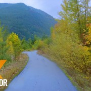 Autumn Road. Episode 4