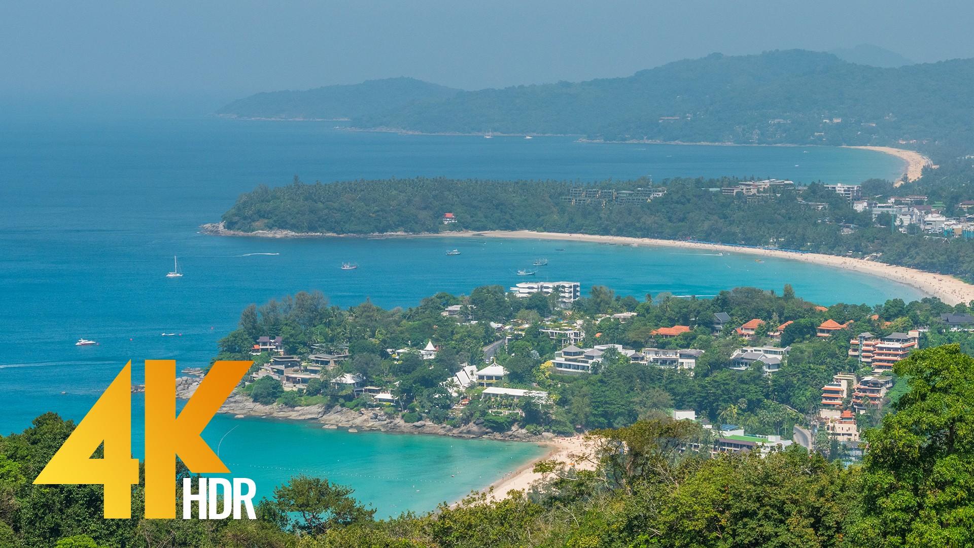 Beaches of Phuket, Thailand RELAX
