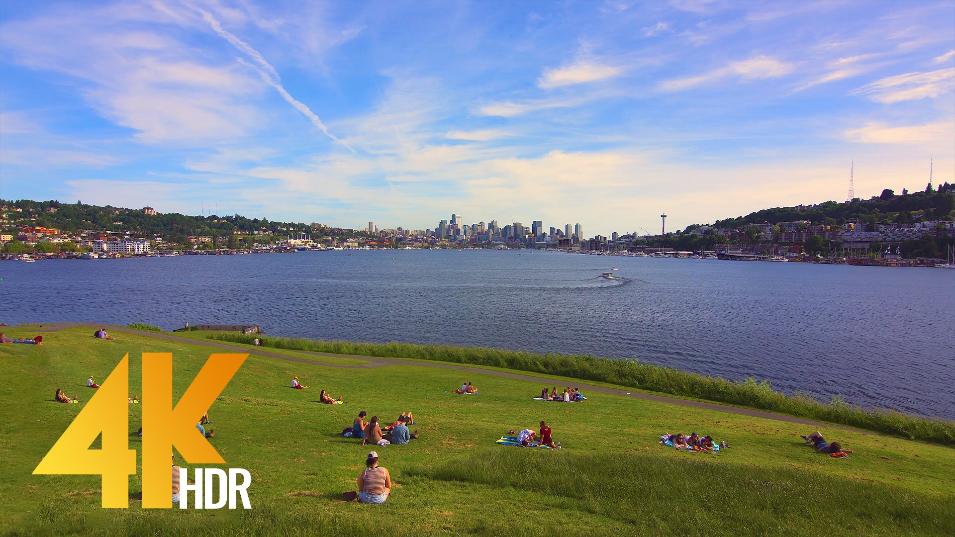 View from Gas Works Park. Episode 3