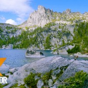 Enchantment lakes, Washington Film