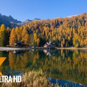 Fall in the Alps Italian Dolomites EP 1