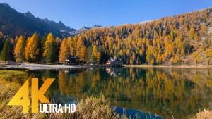 Fall in the Alps Italian Dolomites EP 1