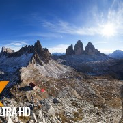 Fall in the Alps Italian Dolomites EP 2