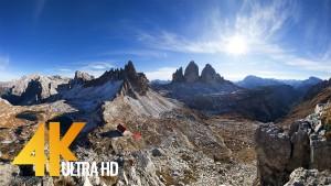 Fall in the Alps Italian Dolomites EP 2