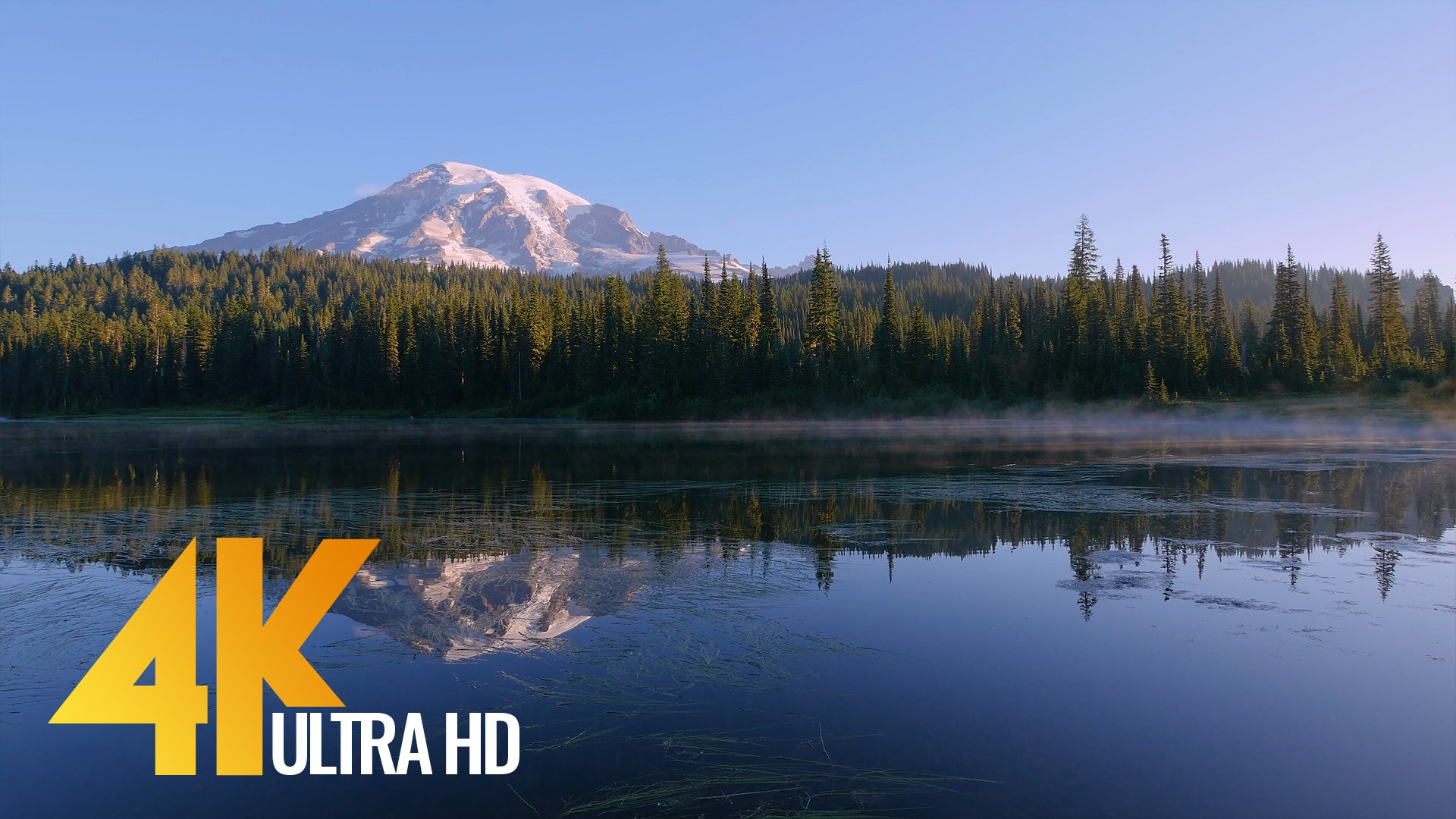 Mount Rainier National Park – Reflection Lakes