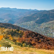 Autumn in the Carpathians film part 1