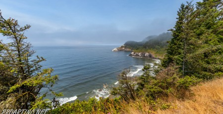 Oregon Coast Highway Viewpoints 9