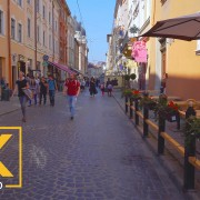 Lviv, Ukraine - 4K Walking Tour - Travel Journal