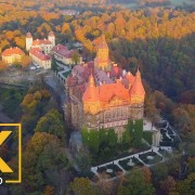 Polish Castles in 4K (Ultra HD) - Short Film Preview