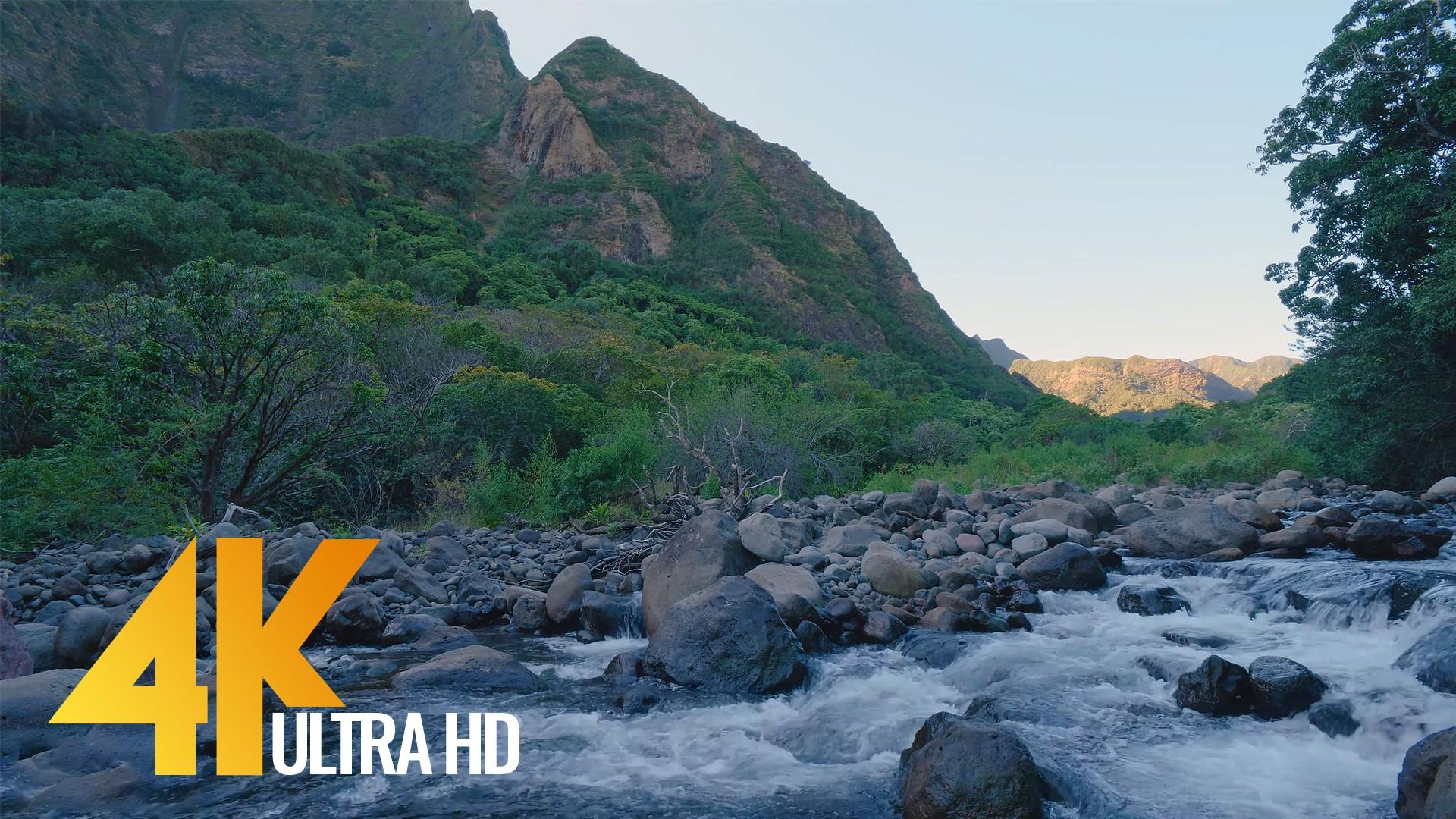 Iao Valley State Park – Maui, Hawaii