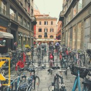 Bologna, Italy - 4K Walking Tour