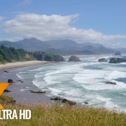 Pacific Northwest, Oregon Coast. Part 1 - 5K Nature Documentary Film with Voice Over-2