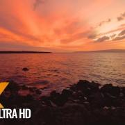 sunset-ahi