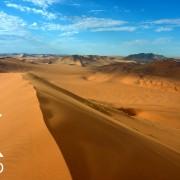 Deadvlei Sand Dunes