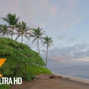 Sunrise at Maui Island