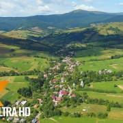 BIRD'S EYE VIEWS OF UKRAIN AERIAL