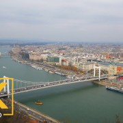 BUDAPEST Relax late autumn no music