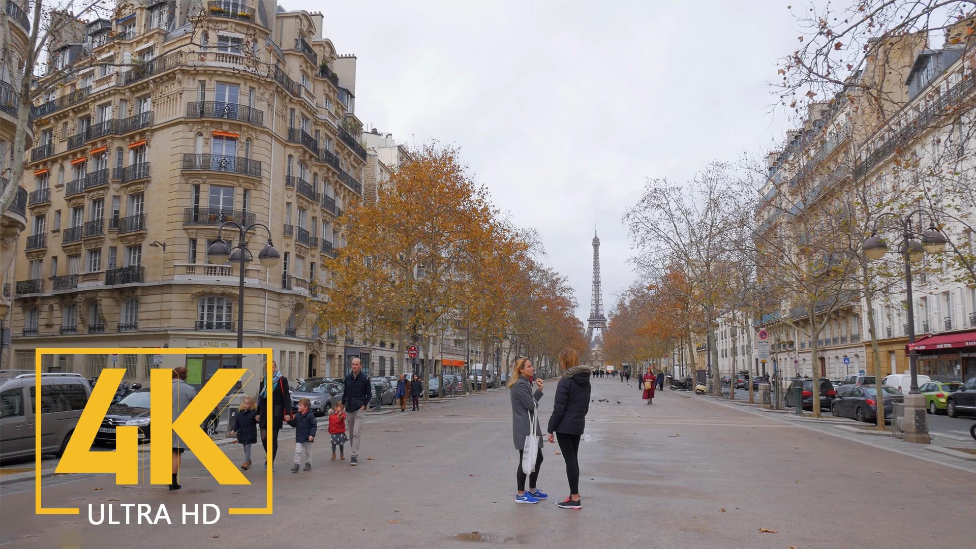 PARIS film late autumn