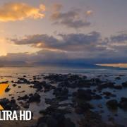 Sunset Baby Beach, Maui, Hawaii