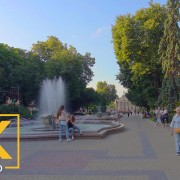 Virtual Walking Tour around Ternopil