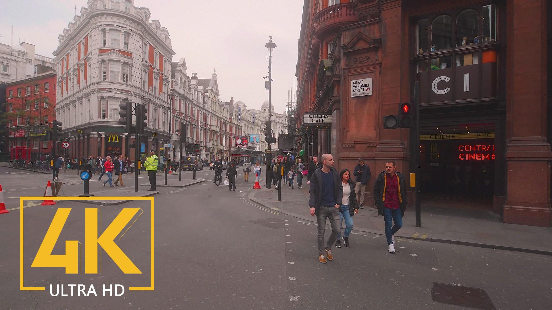 LONDON WT 3