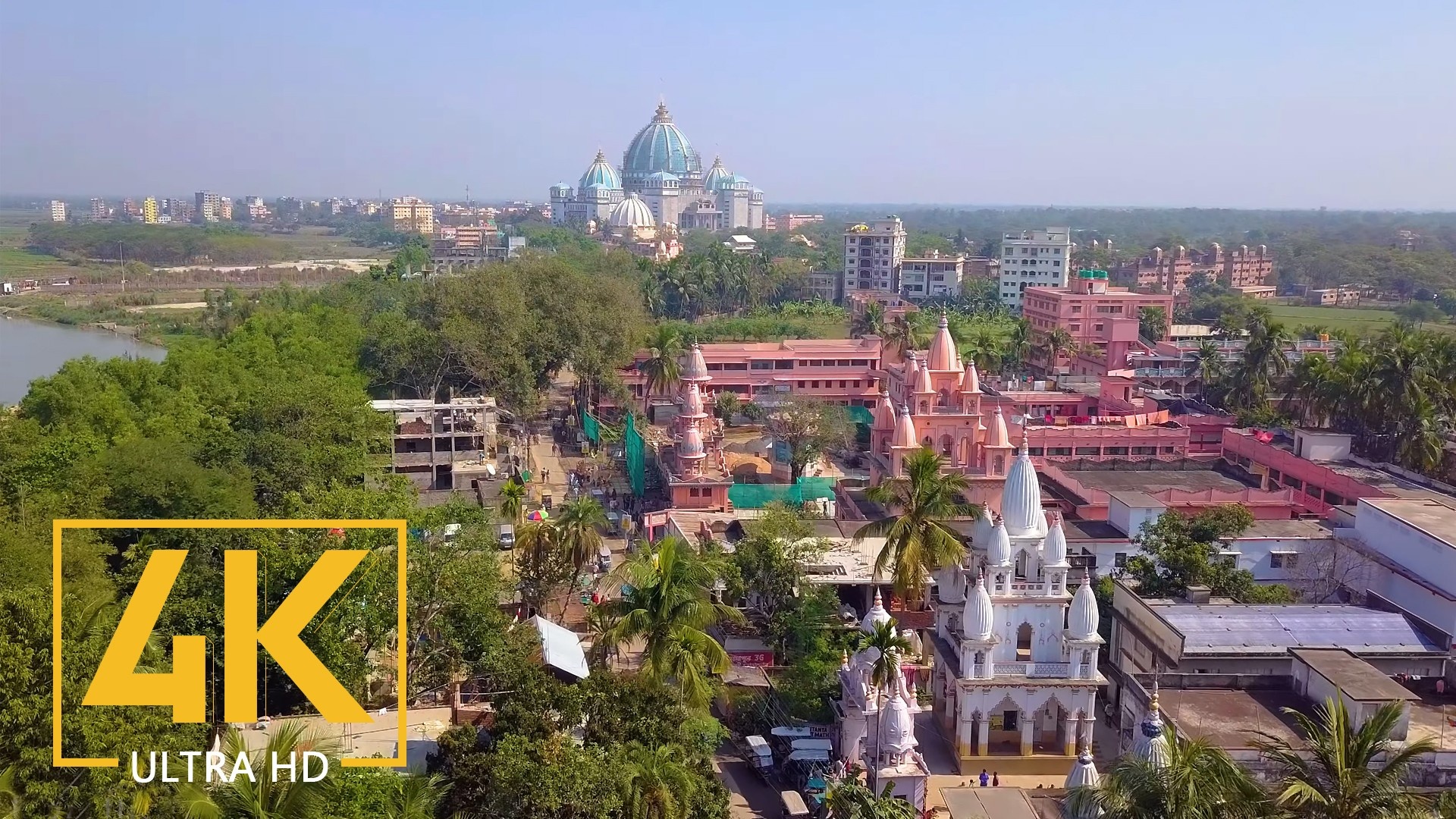 Mayapur, India Urban Documentary