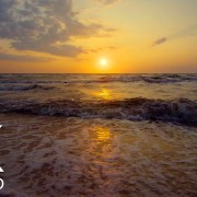 SOUNDS OF THE SEA AT SUNRISe for Nature Soundscapes RELAX 8 hours