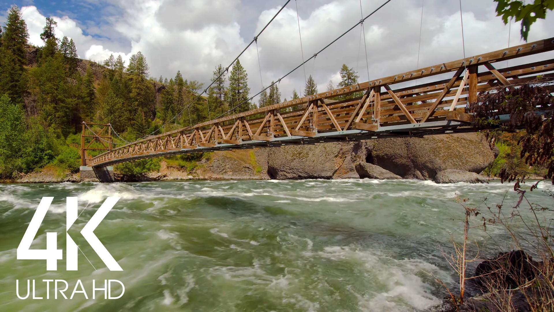 river-bridge-4k