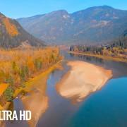 Fascinating Aerial Views of Canada Highway 99,