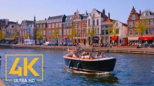 Haarlen and Delft 4K/4K HDR Urban Documentary film